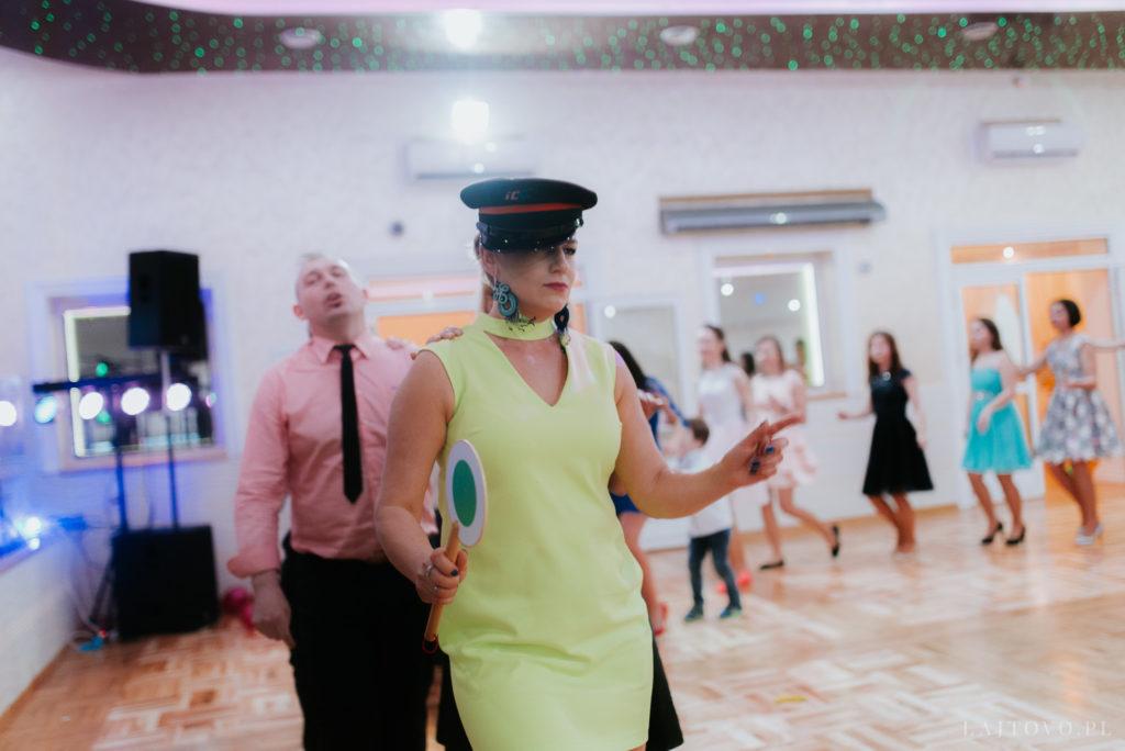 Zabawy taneczne